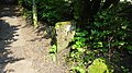 An old Gatepier, Midgie Lane, Kilmaurs, East Ayrshire. A path that cuts through the old tenementers land.jpg