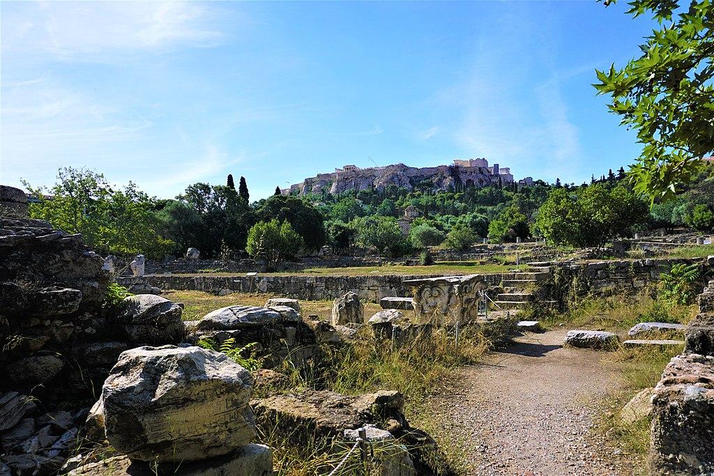 Ancient Agora of Athens - Joy of Museum