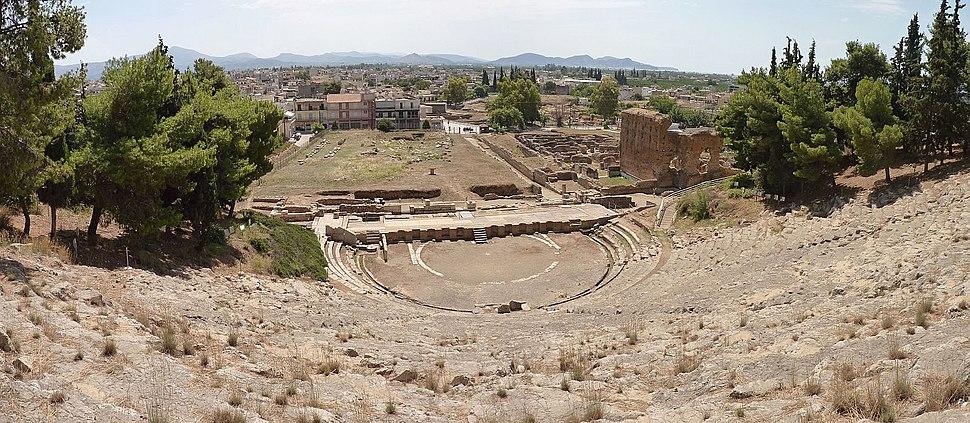 Ancient Argos - Theatre 2