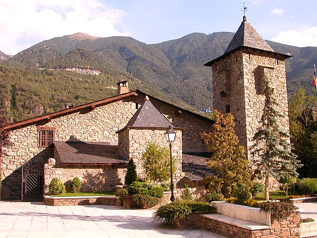 Casa de la Vall