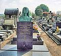 Andre Almo Del Debbio's Grave In Montparnasse Cemetery, Paris April 2014.jpg