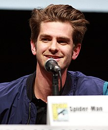 Andrew Garfield - the sexy, cute, charming,  actor  with Jewish, English,  roots in 2019
