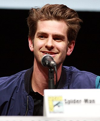 Andrew Garfield - Garfield at San Diego Comic-Con Festival, 2013