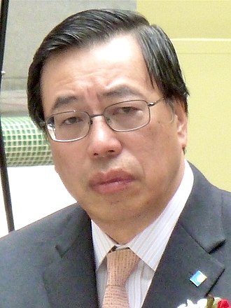 Hong Kong legislative election, 2016 - Andrew Leung