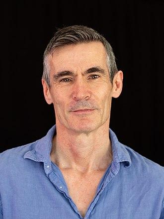 Andrew Miller (novelist) - Miller at Perth Festival Writers Week in 2019