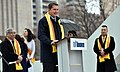 Andrew Scheer at the Vietnamese Heritage and Freedom Flag raising ceremony in Toronto - 2018 (27936494678).jpg