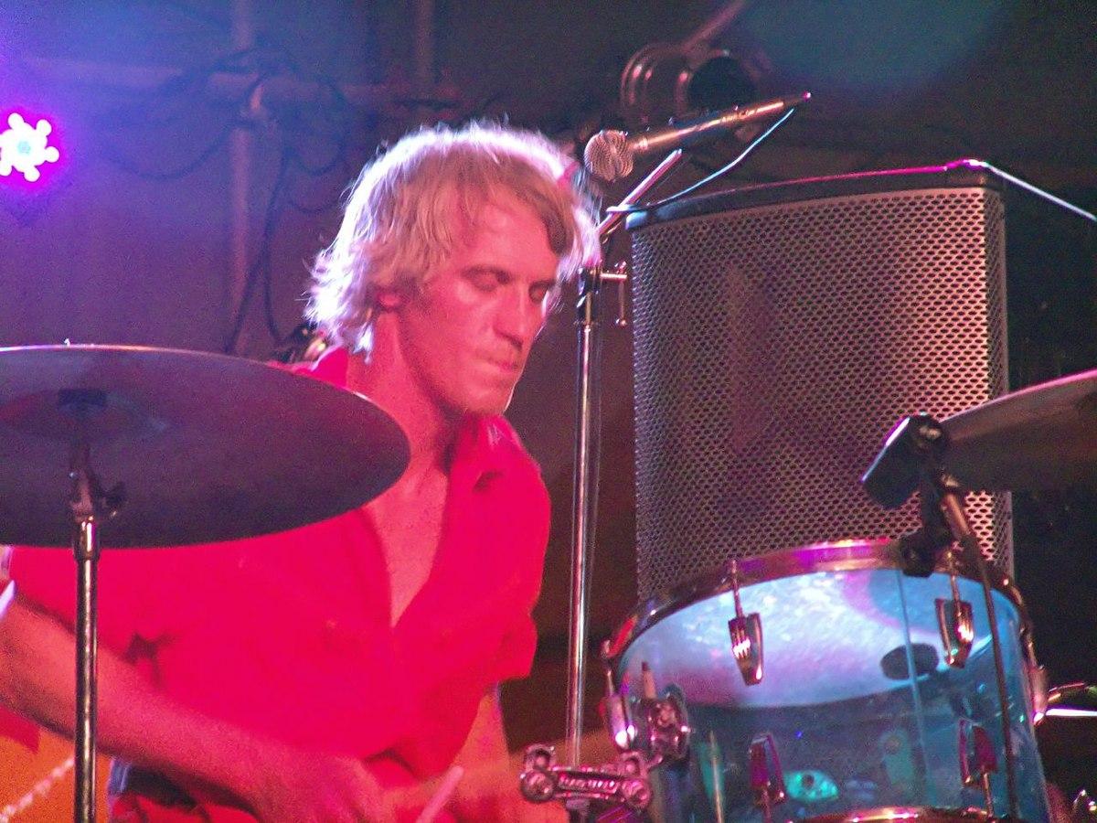 Andrew Scott Drummer Wikipedia