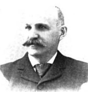 Boston Fruit Company - Andrew Preston, Boston manager, ca.1894
