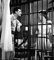 Andy Griffith Jean Hagen Andy Griffith Show 1961.JPG