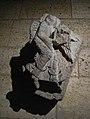 Angel from Saint-Lazare at Autun, Limestone, attr. to Gislebertus, Burgundy, ca. 1130 (5465088643).jpg