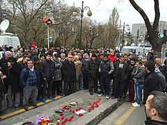 Ankara Yaralarını Sarıyor After Ankara Kızılay Bombing of 13 March 2016 VOA 15-March-2016 3.jpg