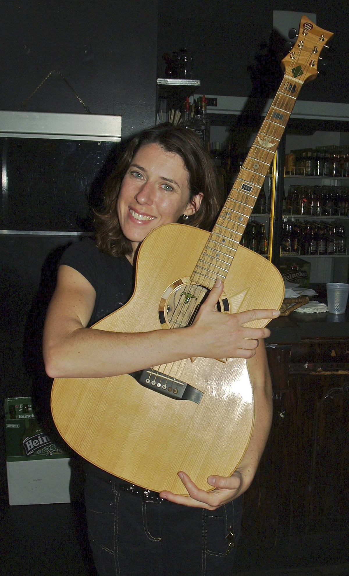 Px Annabelle Chvostek With Guitar