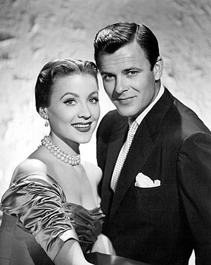 Robert Sterling - Sterling and Anne Jeffreys (1956)