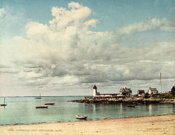 Annisquam Light, Gloucester, Massachusetts, 1904.jpg