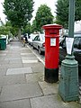 Anonymous Pillar Box, Denmark Villas, Hove, East Sussex - geograph.org.uk - 1724885.jpg