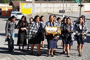 antigua guatemala women 2009