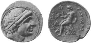 <i>Basileus</i> Greek title denoting various types of monarchs throughout history