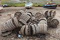 Aparellos de pesca. Cambados-2013.jpg