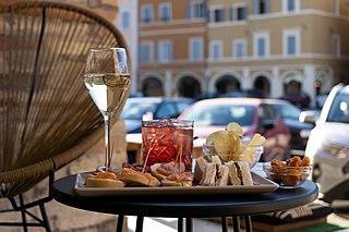 Italian cuisine Cuisine originating from Italy