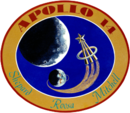 Insignia for the Apollo 14 mission.