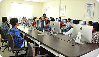 Vidyalankar Institute of Technology - Apple Lab