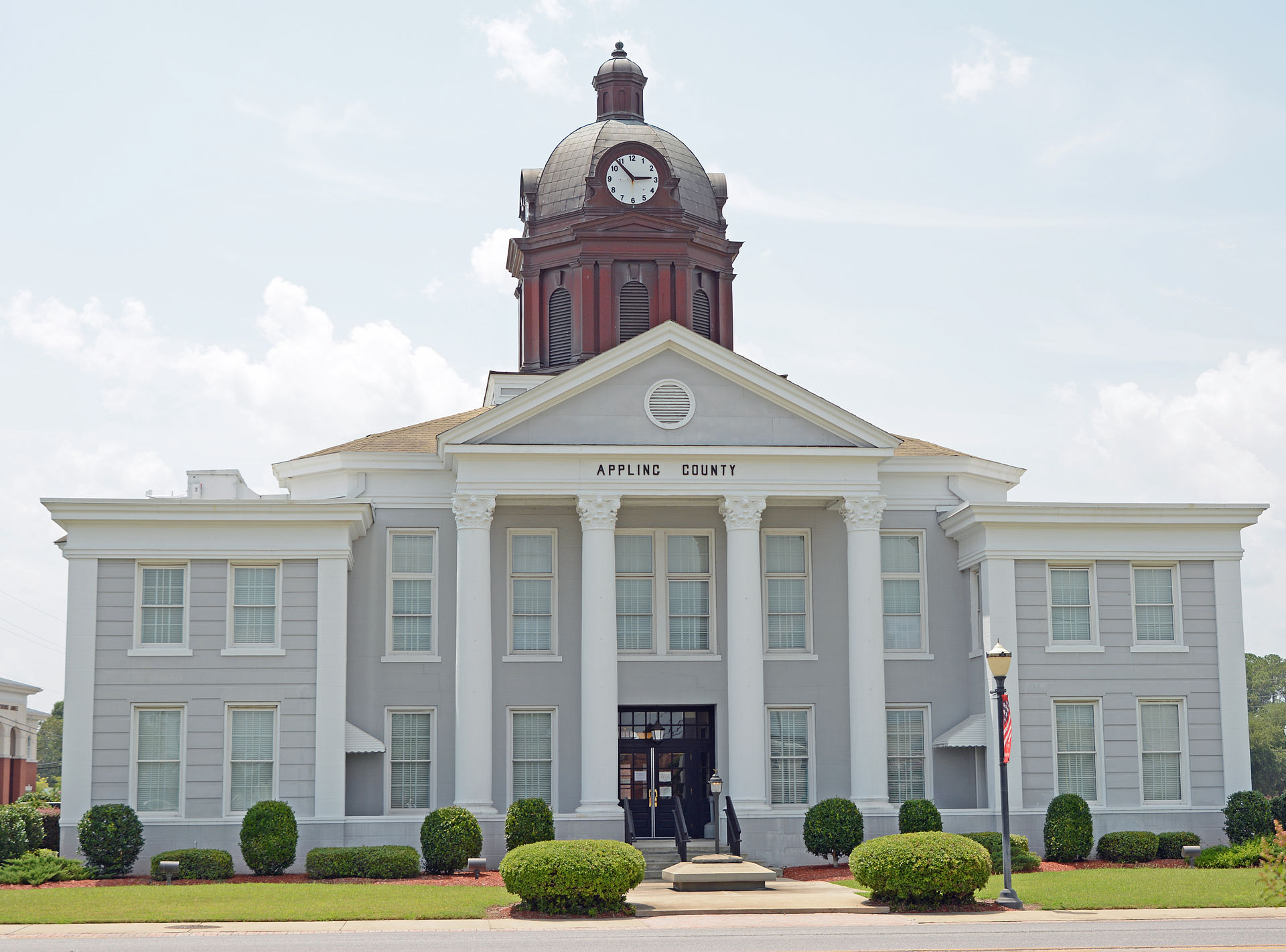 Appling County Georgia Wikipedia