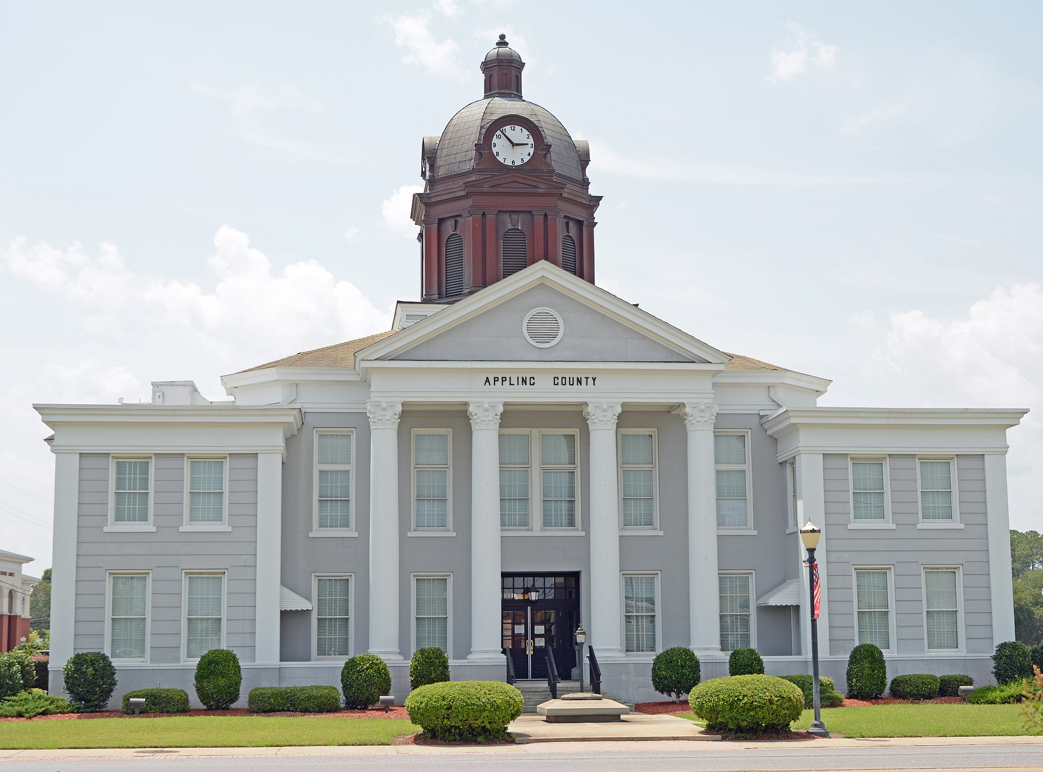 Appling County Courthouse, Baxley, GA, US