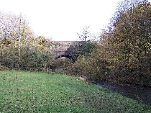 Aqueduct at Adlington (geograph 2697445)