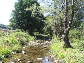 Archar (river) - The Archar near Rabisha