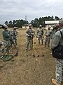 Archers conducting Sling Load refresher training Camp Blanding, FL February 2016.jpg