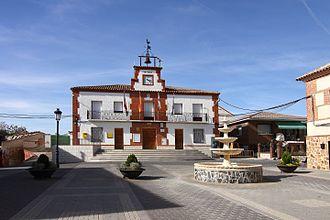 Arcicóllar - Image: Arcicollar, Ayuntamiento