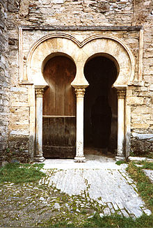 Ponferrada wikipedia la enciclopedia libre for Arquitectura mozarabe