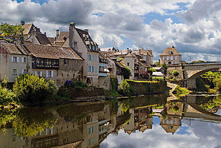 Argentat Commune in Nouvelle-Aquitaine, France