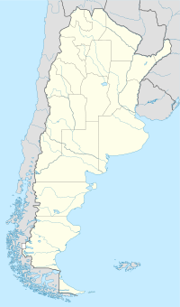 Brandsen is located in Argentina