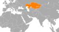 Armenia Kazakhstan Locator.png