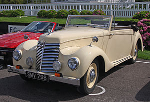Armstrong Siddeley Hurricane - Image: Armstrong Siddeley Flickr exfordy