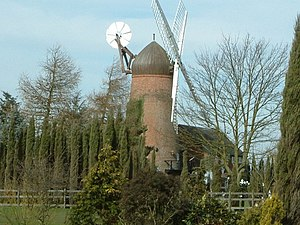 Arnesby - Arnesby windmill