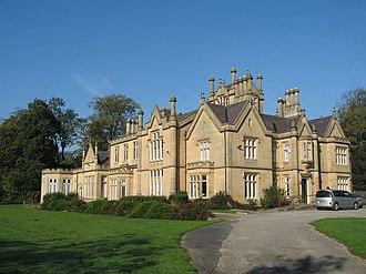 Arrowe Park - Arrowe Hall.