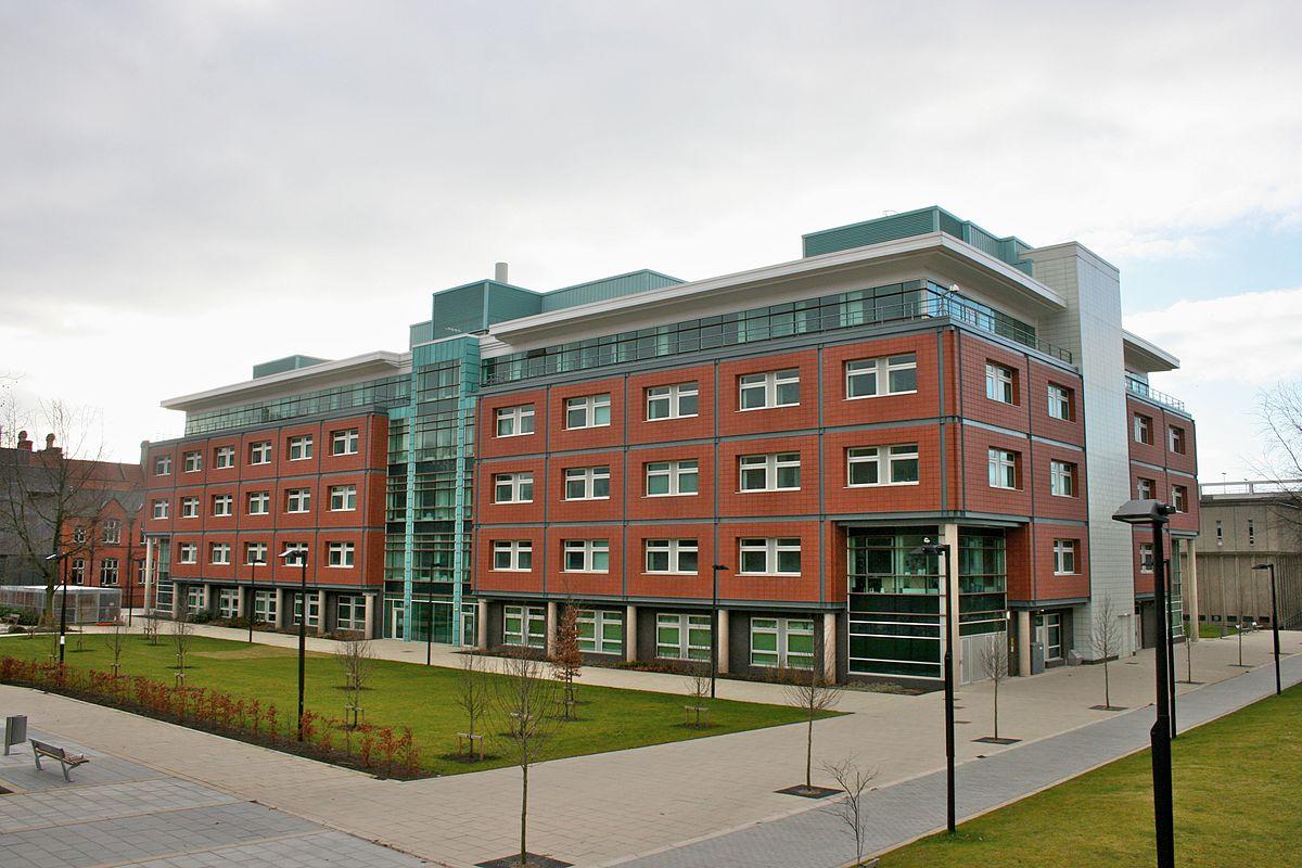 arthur lewis building