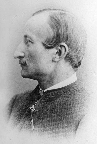 Artur Grottger - Photo of Artur Grottger.