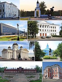 Arzamas Russian city