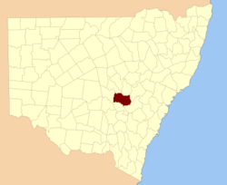 Ashburnham NSW