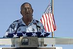 Ashes of Pearl Harbor survivor scattered at USS Utah Memorial 150702-N-GI544-039.jpg