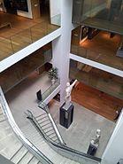 Ashmolean Museum Atrium Oxford 2009