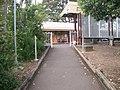 Asquith railway station platform 2 entrance.jpg