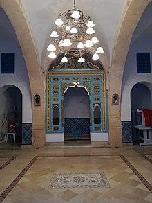 Association of safeguard of the Medina of Mahdia, Zawiyet Sidi Abdessalem.jpg