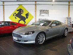 Aston Martin Wikipedia La Enciclopedia Libre