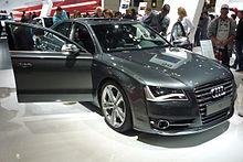 2012 Audi S8 D4