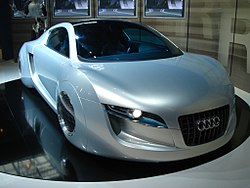 The Audi RSQ