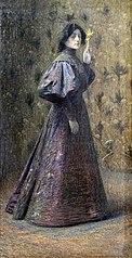 Portrait de Madame Sans